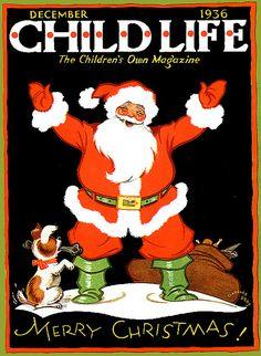 Child Life Santa