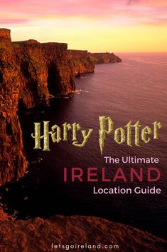 If you want to find out about Harry Potter filming locations in Ireland, look for Harry Potter things to do in Ireland, or just want to know more about the various Ireland Harry Potter connections, then this guide is for you! Ireland Travel Guide, Europe Travel Guide, Travel Guides, Travel Abroad, Budget Travel, Backpacking Europe, Europe Destinations, Holiday Destinations, Emerald Isle