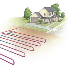 5 Things to Know About a Geothermal Heat Pump A geothermal heat pump can save money on energy but costs a lot to install