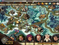 القرية في لعبة حضارات منسية