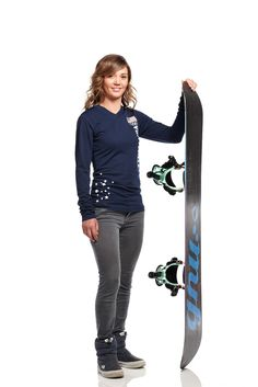 Kaitlyn Farrington, Professional Snowboarder.  Please join us to support Kaitlyn on her journey to the Olympics!