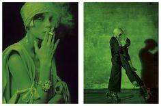 Nicoletta Santoro (Special Projects) - Stylist - vogue italia - Peter Lindbergh III | Michele Filomeno
