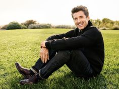 Patrick Dempsey for PEOPLE