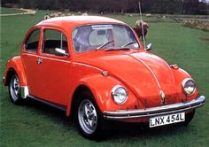 1973 GT Beetle - All the VW Beetle Special Editions : SE Beetles