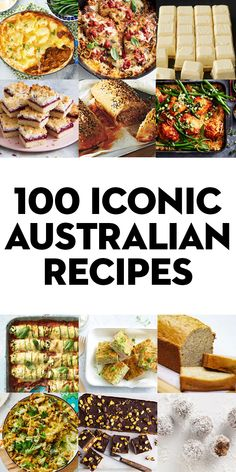100 iconic Australian recipes guaranteed to stand the test of time Australian Recipes, Australian Desserts, Easy Cooking, Cooking Recipes, Healthy Recipes, Traditional Australian Food, Design Layouts, Design Web, Flat Design