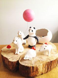 """SÖPÖ  Japanilaisen taiteilijan Yasushi Koyaman toiminimi SÖPÖ on aloittanut toimintansa Helsingissä. SÖPÖ tekee söpöjen eläinten suunnittelua ja muotoilua. In Helsinki, Finland one small company SÖPÖ started. SÖPÖ means """"cute"""" in Finnish language. SÖPÖ makes cute animal art and design products.  https://www.facebook.com/pages/SÖPÖ/1507771889451874 #MakersAndDoers"""
