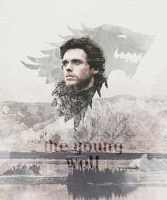 Young wolf, always