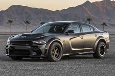 SpeedKore Dodge Charger mod.
