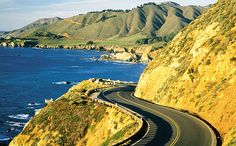 Highway One, Big Sur Planning an epic California road trip? Whether you're heading south from San Francisco to Los Angeles or north from Los Angeles to San Francisco, the most beautiful route available is Highway One.