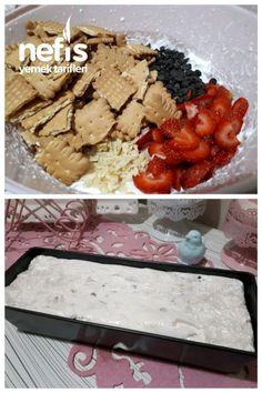 5 Dakikada Dondurma Tadında Pasta