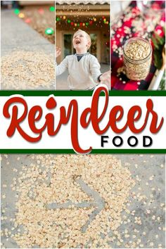 This fun, easy, homemade magical reindeer food is a special Christmas tradition you can create together. This simple recipe is edible and safe for birds with oatmeal, colored sugar, and sprinkles. Boy Birthday, Birthday Parties, Colored Sugar, Reindeer Food, Spaceships, Merry And Bright, Christmas Traditions, Beams, Cake Decorating