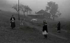 Season Of The Witch - A Southern Gothic Tale  (ANDREI TARKOVSKY, 1983)