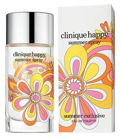 Clinique Happy Summer Spray