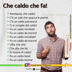 Italian Words, Italian Language, Learning Italian, Italy, Memes, Instagram, Recipes, Vocabulary, Languages