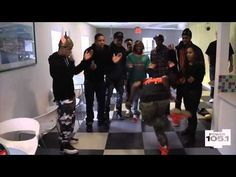 The Real Real Real Harlem Shake (Official) [HD]  ... so much more entertaining than watching guys hump things to 30 seconds of the song.