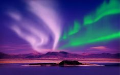 One of the up-sides to Alaska's long dark winters are the glowing Northern Lights that appear on many nights from September to mid-April