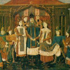 Brunehaut, reine des Francs Image Types, Painting, Art, Google, Blog, Middle Ages, Tights, Castles, Historia