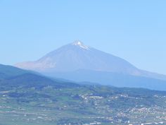 El Teide desde Anaga - Tenerife