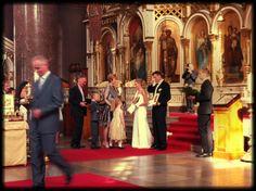 Wedding in Finland church