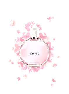 Chanel CHANCE EAU TENDRE Shimmering Powdered Perfume