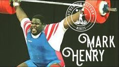 Mark Henry one of th