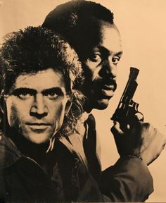Fave Five by Kat Barrett (Feb. 26, 2014) 5. 80s movie - Lethal Weapon
