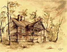 house_3 by GrimDreamArt on DeviantArt