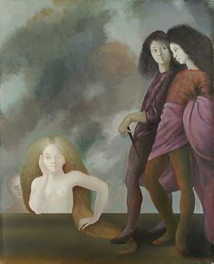 Leonor Fini (Argentine 1907–1996) [Surrealism]
