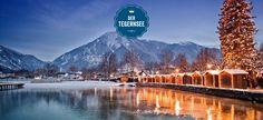 Adventzauber am Tegernsee Advent, Mount Everest, Mountains, Nature, Blog, Travel, Naturaleza, Viajes, Destinations