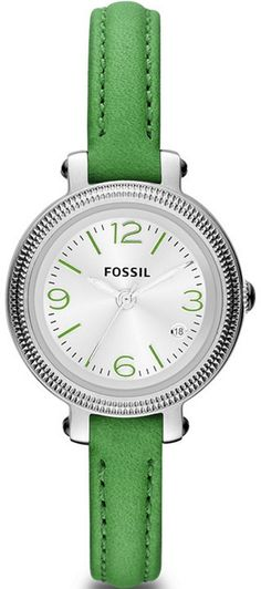 ES3303 - Authorized Fossil watch dealer - LADIES Fossil HEATHER, Fossil watch, Fossil watches
