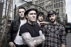 The Gaslight Anthem Announce New Album And Winter UK Tour