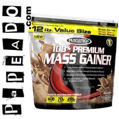 Nuevo producto de MUSCLETECH: 100% PREMIUM MASS GAINER (12 Lbs). *Descripciones y precio en este enlace: http://papeado.com/tienda/ganadores-de-masa/236-100-premium-mass-gainer-12-libras-muscletech.html