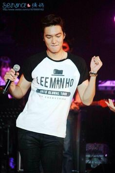 aww.. Lee Min Ho ♡ #Kdrama - My Everything Global Tour