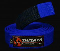 Faixa JJ Azul - Produtos  Shitaya Bjj JiuJitsu ShitayaKimonos kimonosShitaya Kimonos brazilian jiu jitsu