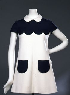 Andre Courreges. French b1923.