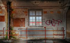abandoned warehouse building - Google Search