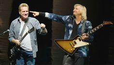 Glenn and Joe