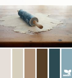 Culinary color - Color Palette - Paint Inspiration- Paint Colors- Paint Palette- Color- Design Inspiration