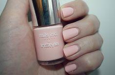 Nail inc. nail polish
