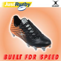 Do you have a need for speed  Check out the Pro Fly MSB Boot at Just Rugby. a47f7ccfc4338