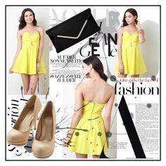 """""""Fashion Night Out #2"""" by semafake ❤ liked on Polyvore featuring Bottega Veneta"""