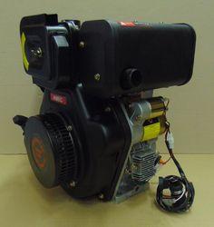 Motor Diesel 186FEQ  10 HP el. start