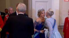 Staatsbezoek Nederland aan Denemarken: Dag 1 - Avondprogramma Koningin Maxima   ModekoninginMaxima.nl