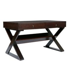 Jett Desk - Espresso from Z Gallerie