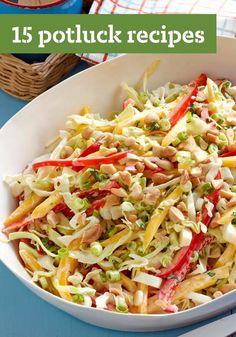 624 best potluck recipes images potluck recipes potlucks salad