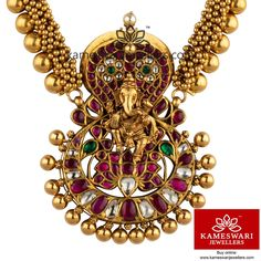 Gold Jewelry In Pakistan Refferal: 1805495157 Gold Jewellery Design, Gold Jewelry, Fine Jewelry, India Jewelry, Temple Jewellery, Antique Necklace, Antique Jewelry, Gold Pendent, Jewelry Patterns