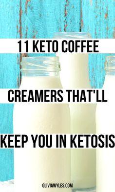 Low Carb Coffee Creamer, Coffee Creamer Recipe, Keto Coffee Recipe, Keto Diet Plan, Ketogenic Diet Meal Plan, Ketogenic Recipes, Low Carb Recipes, Healthy Recipes, Comida Keto