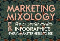 Marketing Mixology: 13 Social Media Infographics Every Marketer Needs to See   ArtsMarketing.org