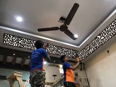 MDF forged to put in False Ceiling? MDF Jali Fitting in False Ceiling 2019 Living Room Partition Design, Room Partition Designs, Ceiling Design Living Room, Bedroom False Ceiling Design, Living Room Designs, False Ceiling Living Room, Pvc Ceiling Design, Simple False Ceiling Design, Ceiling Decor