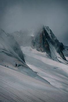 Mont Blanc, France, Alps.